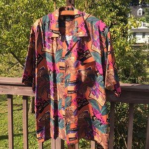 IKE Behar New York short sleeve shirt